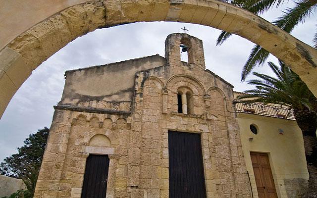 Chiesa romanica di S. Lussorio