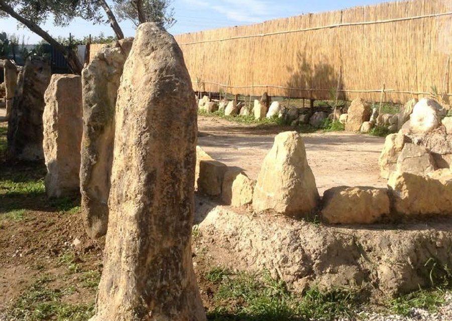 Villaggio eneolitico Su Coddu